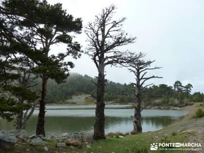 Lagunas de Neila;viajes noviembre;puente san jose